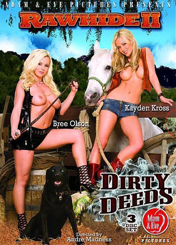 Rawhide II: Dirty Deeds / Плеть 2: Грязные Дела (Andre Madness, Adam & Eve) [2009 г., Feature, Western, Big Budget, DVDRip] (Bree Olson, Jenna Haze, Kristina Rose, Tori Black) (2010) DVDRip