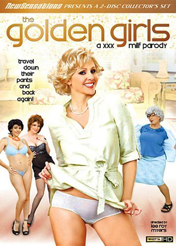 Golden Girls A XXX MILF Parody (2010) DVDRip
