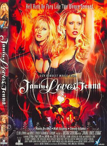 Джанин любила Дженну [С Русским переводом] / Janine Loves Jenna (2007) BDRip (2007) BDRip
