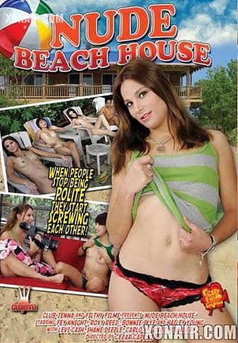 Nude Beach House / НЮпляжный домик (2010) DVDRip