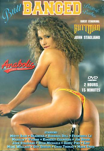 Butt Banged Bicycle Babes / Отдолбанные велосипедисточки (Christopher Alexander / Anabolic Video) [1994 г., All Sex, Oral, Anal, Orgy, D.P., DVDRip] (2000) DVDRip