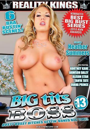 Большие Сиськи Босса - 13 / Big Tits Boss - 13 (2010) DVDRip