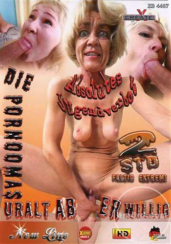 Die Pornoomas .Проникновение в Старые Киски ))) (2010) DVDRip