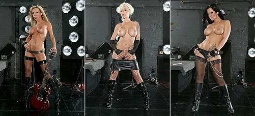 Nikki Benz, Jayden Jaymes and Delta White (I Love Cock 'n Balls) 24.05.2010 '1080p (2010) HDTVrip