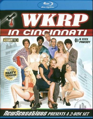WKRP In Cincinnati: A XXX Parody (2009) BDRip [720p] (2009) BDRip