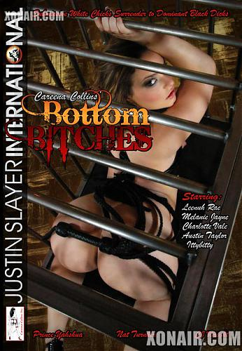 [BDWC] Bottom Bitches / Нижние Суки (Careena Collins, Justin Slayer Productions, Inc.) (2010) DVDRip