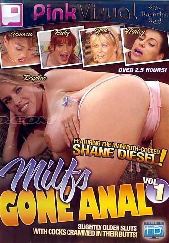 MILFs Gone Anal Vol1 / Мамочки Уходят в Анальный Секс №1 (2007) DVDRip