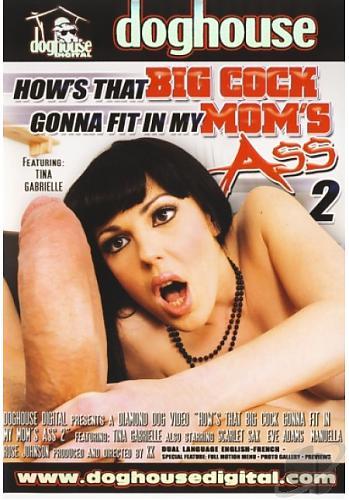 How's That Big Cock Gonna Fit In My Mom's Ass №02 / Как Такой Большой Член Уместится В Заднице Моей Мамы №02 (2008) DVDRip