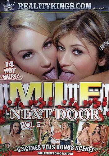 MILF Next Door #5 / Мамочка по соседству #5 (2008) DVDRip