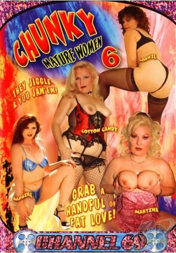 Chunky Mature Women #6 / Зрелые Толстушки #6 (2005) DVDRip