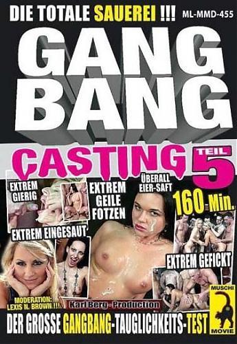 Gangbang Casting #5 / Кастинг Груповуха #5 (2010) DVDRip