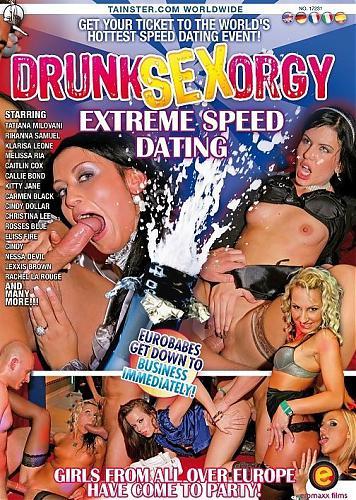 Drunk Sex Orgy - Extreme Speed Dating. /  Пьяная Половая Оргия - Крайнее Экспресс-Знакомство (2010) DVDRip