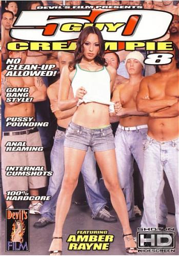 50 Guy Cream Pie 8 / 50 Парней Кончают Внутрь 8 (Devil's Films) [2010, Gonzo, CreamPie, Gang Bang. DVDRip] *Release Date:May 31, 2010* (2010) DVDRip