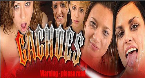 [Gaghoes.com] Жёсткая затычка в роток / Сайтрип 2005-2007 год (21 клип) / Русские порноактрисы исполняют жесткий горловой миньет (2010) SATRip