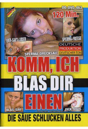 Komm, ich Blas dir Einen / Иди, я отсосу тебе разок (2010) DVDRip