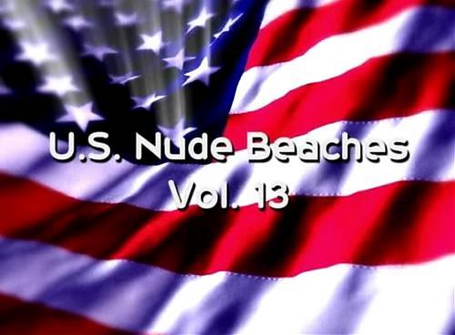 U.S. Nude Beaches Vol. 13 / Съемка на нудистком пляже США часть 13 (2010) SATRip