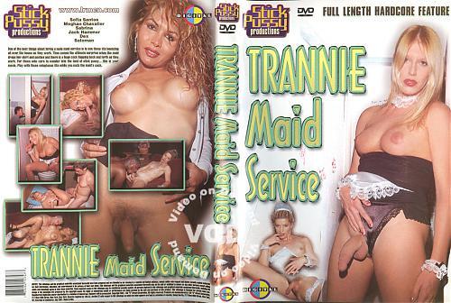 Trannie maid service (2001) DVDRip