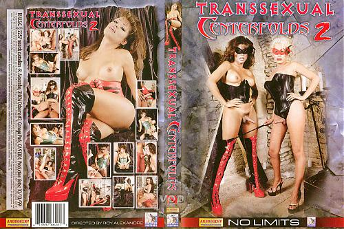 Transsexual Centerfolds #2 (1999) DVDRip