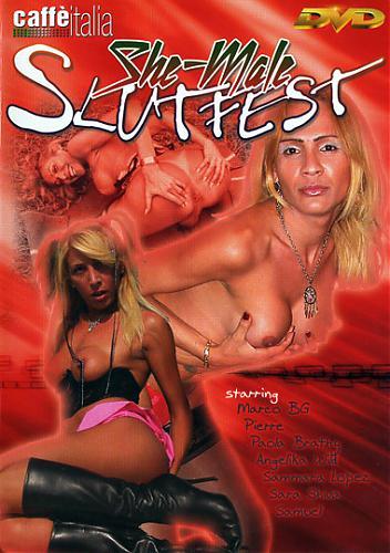 She-Male Slut Fest  (2006) DVDRip