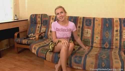 Young Models Casting - Елена (2010) SATRip