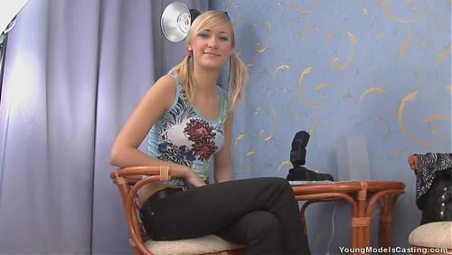 Young Models Casting - Аня (2010) SATRip