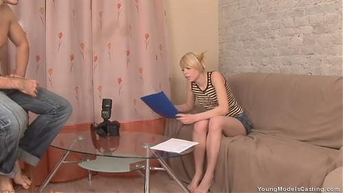 Young Models Casting - Алиса (2010) SATRip
