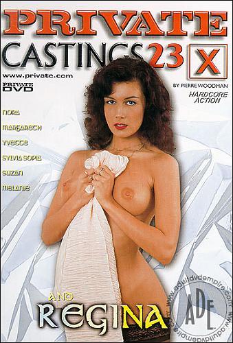 Private Casting X 23 - Regina / Кастинг Пьера Вудмана 23 (2000) DVDRip