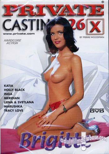 Private Casting X 26 - Brigitte / Кастинг Пьера Вудмана 26 (2001) DVDRip