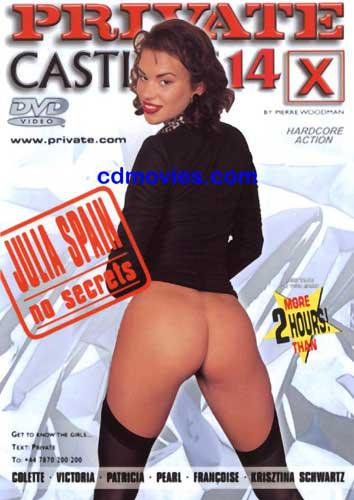 Private Casting X 14 - Julia Spain No Secrets  (1999) DVDRip