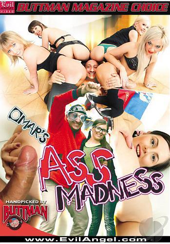 Ass Madness. / Безумные Задницы. (2010) DVDRip