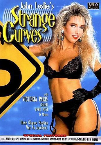 Strange Curves / Неожиданные повороты (John Leslie, VCA) [1989 г., Feature, Straight, Couples, Classic, DVDRip] Victoria Paris, April West, Kelli Warner etc (2004) DVDRip
