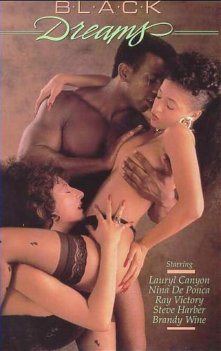 Black Dreams / Чёрные мечты (Ron Jeremy, CDI Home Video) [1988 г., Feature, Straight, Classic, Interracial, DVDRip] (1988) DVDRip
