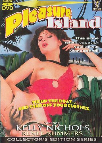 Pleasure Island / Остров удовольствий (Michael Evans, AFV / Arrow Productions) [1984 г., Feature, Straight, Orgy, Lesbians, Classic, DVDRip] Renee Summers, Tish Ambrose, Kelly Nichols etc (2004) DVDRip