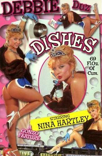 Debbie Duz Dishes / Дебби берёт лакомый кусочек (Bob Vosse, AVC) [1986 г., Feature, Straight, Classic, VHSRip] Nina Hartley, Alexis Greco, Keli Richards etc (1986) Other