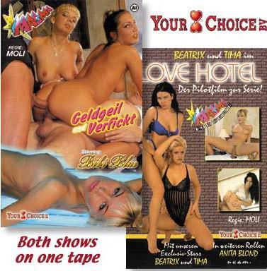 Love Hotel: Die Serie / Отель любви: Начало (1990) DVDRip