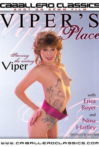 Viper's Place / Змеиное гнездо (Bob Vosse, Caballero Home Video / Vidco Entertainment) [1987 г., Classic, Feature, Straight, All sex, Interracial, Blowjob, Ass to Mouth, Fetish, Hairy, Tattoo, Toys][Split Scenes] (2007) DVDRip