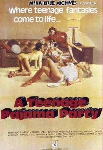 Teenage Pajama Party / Школьная вечеринка в пижамах (1977) DVDRip