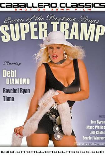 Super Tramp / Супер-бродяга (Fred J. Lincoln, Caballero / Vidco Entertainment) [1989 г., Feature, Straight, Classic, DVDRip] Debi Diamond, Rachel Ryan, Tianna etc (2006) DVDRip