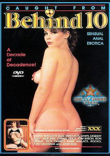 Caught From Behind 10 / Пойманные За Задницу 10 (Hal Freeman, Filmco Releasing / Hollywood Adult Video) [1989 г., Feature, Classic, Anal, DP, VHSRip] (1989) Other