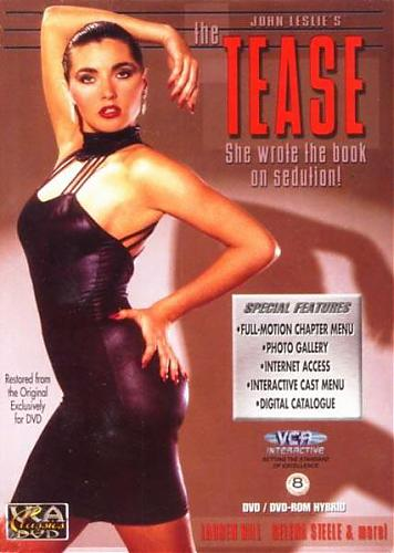John Leslie's The Tease / Поддразнивание, Джона Лесли (John Leslie, VCA) [1990 г., Classic, Feature, DVDRip] (2000) DVDRip