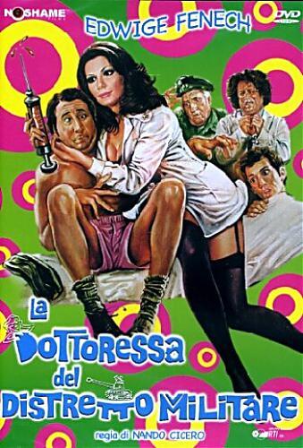 La Dottoressa - (Milly D'abbraccio) (1991) TVRip