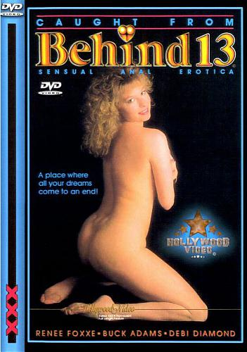Caught From Behind 13 / Пойманные за задницу 13 (Charlie Diamond, Hollywood Adult Video) [1990 г., Classic, Feature, All Sex, Anal, DVDRip] (2004) DVDRip