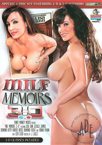 MILF Memoirs 3-D / Мемуары мамочки 3D версия (2010) DVDRip