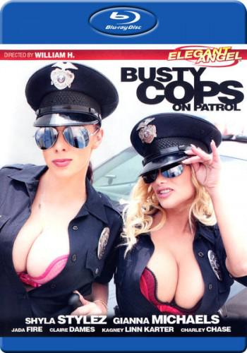 Busty Cops On Patrol / Грудастые Копы в Патруле (2009) HDTV