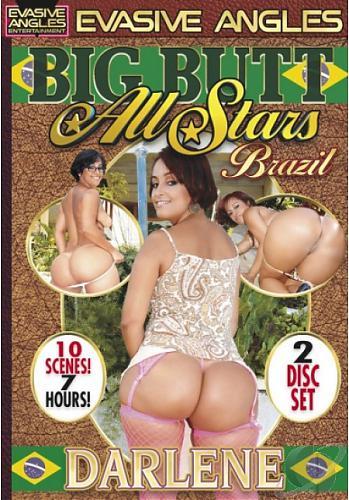Big Butt All Stars Brazil: Darlene / Большие Задницы Всех Звёзд Бразилии- Дарлен (2008) DVDRip