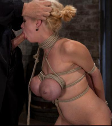 [Hogtied.com / Kink.com] Katie Kox (EXTRA BONUS UPDATE! Bound deep throat / 9420) [2010 г., BDSM, Blowjob, 720p]*Released: Jun 9, 2010* (2010) HDTVrip