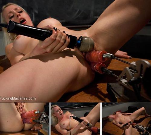 [FuckingMachines.com / Kink.com] Lorelei Lee (Iron Porn   Part 3 of the May live show / 9458) [2010 г., BDSM, Fetish, 720p]*Released: June 11, 2010* (2010) HDTVrip