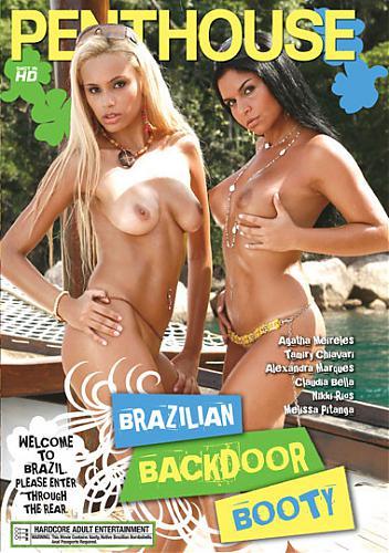 Brazilian Backdoor Booty (2007) DVDRip