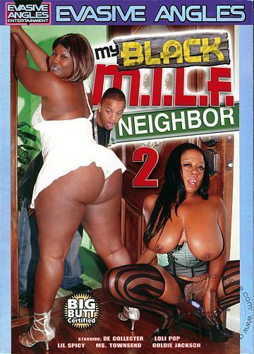 My Black M.I.L.F. Neighbor #2 / Моя соседка - чернокожая мамочка #2 (2008) DVDRip
