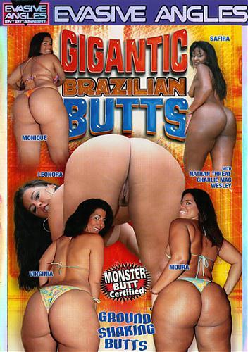 Gigantic Brazilian Butts / Гигантские бразильские задницы (2008) DVDRip